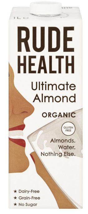 Almond Milk Rude Health